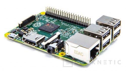 La Raspberry Pi aumenta su potencia con una nueva CPU de cuatro núcleos, Imagen 2