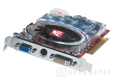 Creative aumenta su gama de tarjetas gráficas bajo los chips Radeon de ATI, Imagen 1