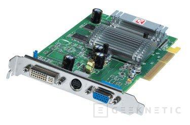 Creative aumenta su gama de tarjetas gráficas bajo los chips Radeon de ATI, Imagen 2