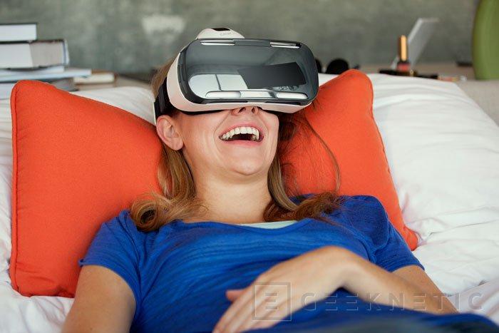 El Samsung Gear VR llegará a España la semana que viene, Imagen 2