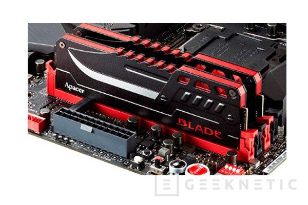 Apacer lanza nuevos módulos de memoria DDR4 con distintas velocidades, Imagen 1
