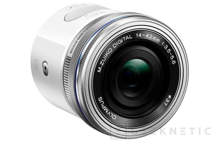 Olympus sigue los pasos de Sony y presenta un sensor externo para móviles, Imagen 1