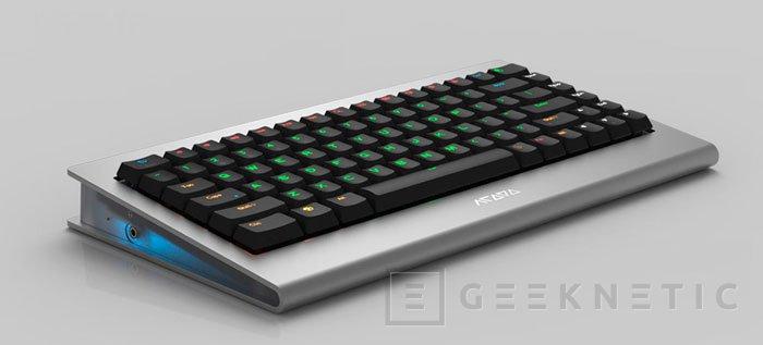 OneBoard Pro+, un teclado mecánico con Android, Imagen 1