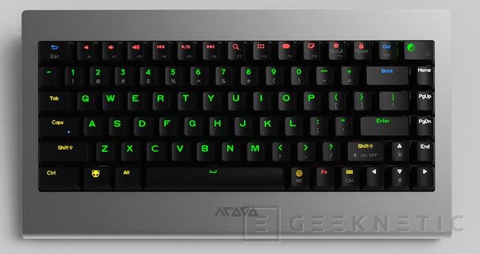 OneBoard Pro+, un teclado mecánico con Android, Imagen 2
