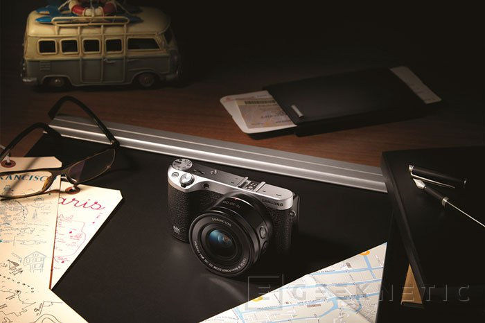 Samsung NX500, grabación 4K real y ráfagas de 15 FPS en formato compacto, Imagen 2