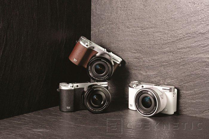 Samsung NX500, grabación 4K real y ráfagas de 15 FPS en formato compacto, Imagen 3