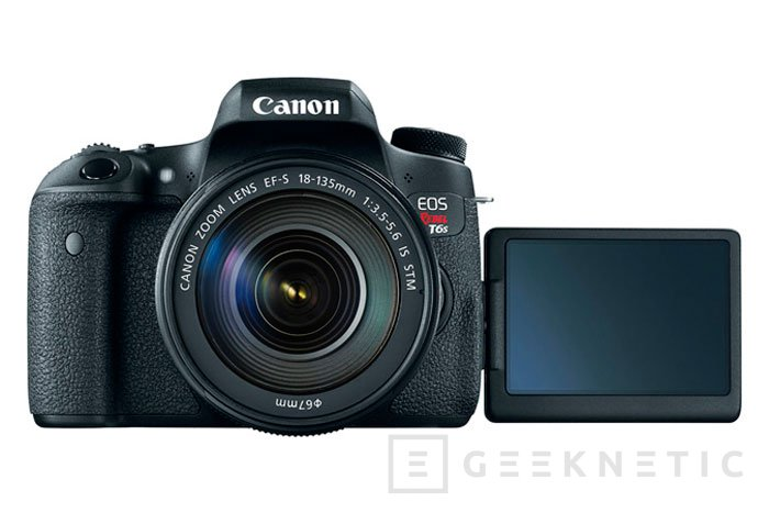 Llegan las Canon 760D y 750D para renovar la familia de DSLR de gama media, Imagen 3