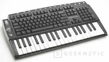 Creative presenta su nuevo teclado