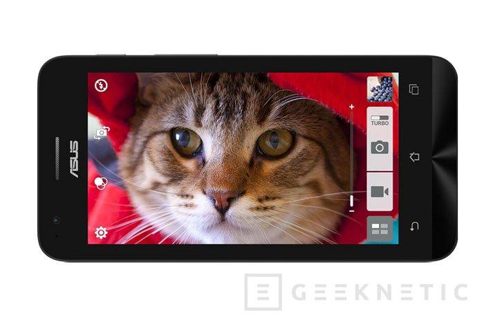 ASUS va a por la gama baja con su Zenfone C por 85 Euros, Imagen 2