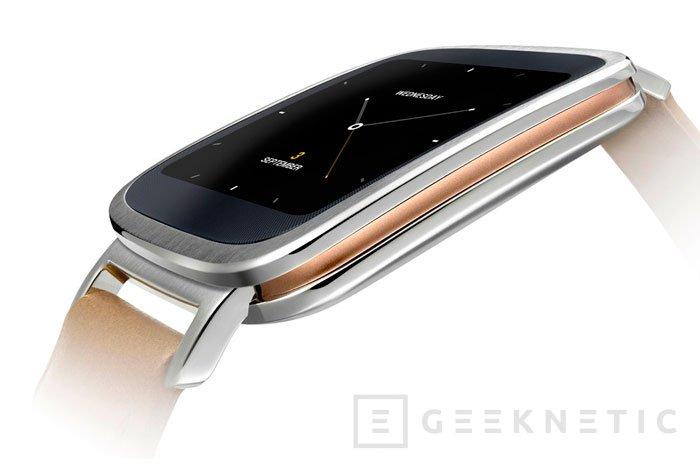 ASUS lanzará un smartwatch sin Android para conseguir una mayor autonomía, Imagen 1