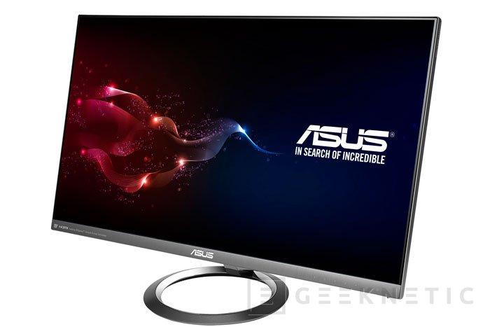 ASUS renueva su gama de monitores Designo con el nuevo MX27AQ con resolución WQHD, Imagen 1