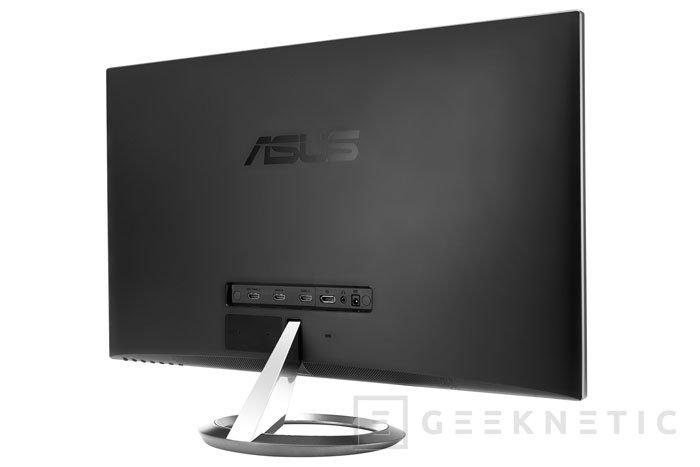 ASUS renueva su gama de monitores Designo con el nuevo MX27AQ con resolución WQHD, Imagen 2