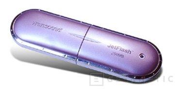 Speed 2 presenta la nueva gama de discos USB 2.0 de Transcend, Imagen 2