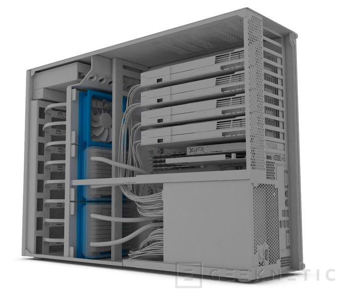 Boxxtech APEXX 5, una workstation con 36 núcleos, 4 gráficas y hasta 256 GB de RAM DDR4, Imagen 2