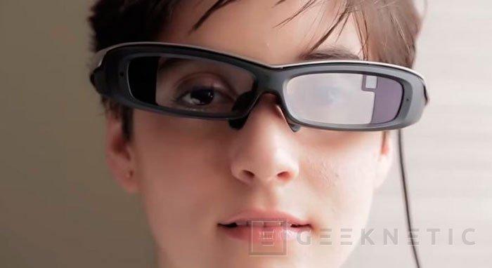 Sony continúa apostando por sus gafas de realidad aumentada SmartEyeglass SED-E1, Imagen 2