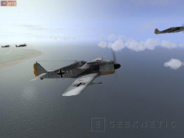 Just Flight anuncia Battle Over Europe para IL-2, Imagen 1