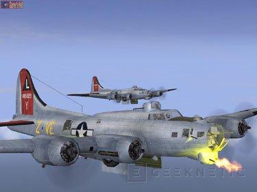 Just Flight anuncia Battle Over Europe para IL-2, Imagen 2