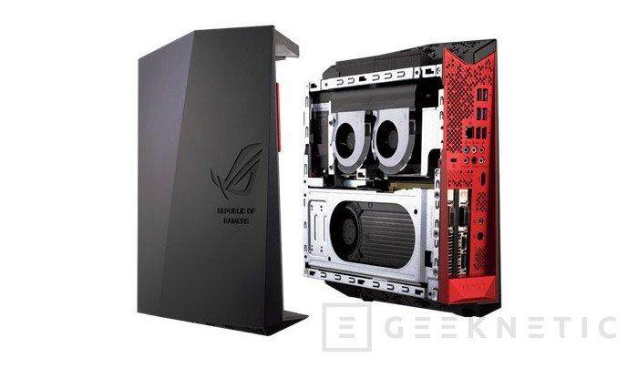 El pequeño ordenador ASUS G20 se actualiza con las nuevas GTX 970 y GTX 980, Imagen 1