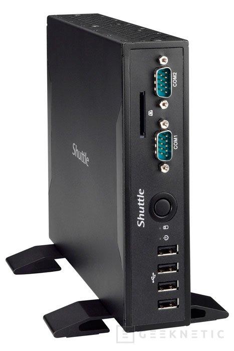 Llega el nuevo barebone pasivo Shuttle DS57U con procesador Intel Broadwell, Imagen 2