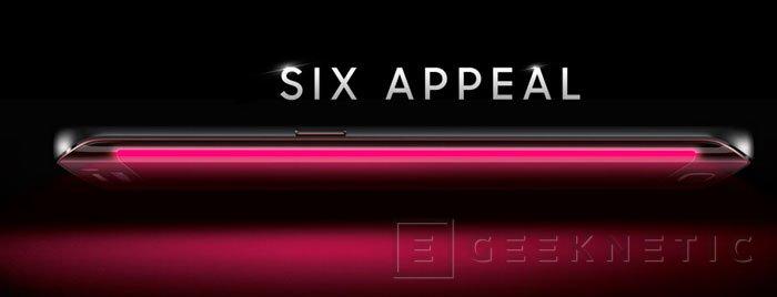 T-Mobile muestra un Samsung Galaxy S6 curvado , Imagen 1
