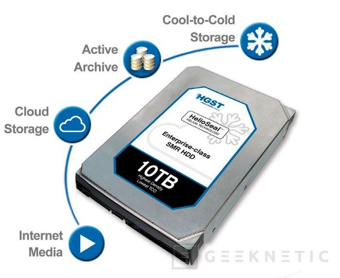 Western Digital bate todos los records con un disco duro de 10 TB, Imagen 1