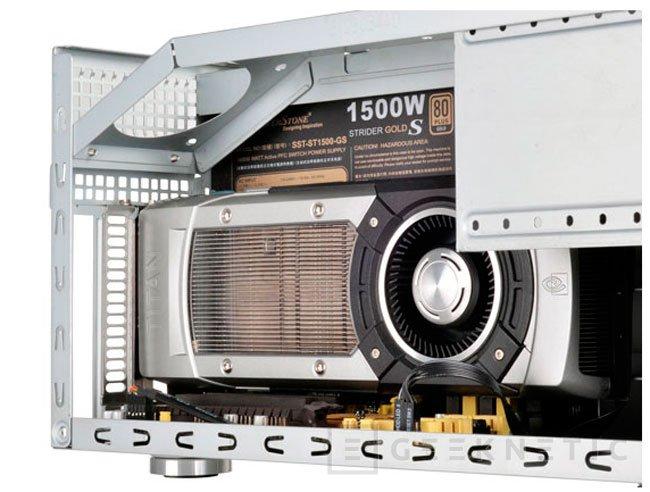 SilverStone SUGO SG11, torre cúbica para placas base micro ATX, Imagen 2