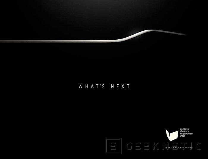 Sigue con nosotros la presentación del Samsung Galaxy S6 este domingo, Imagen 1