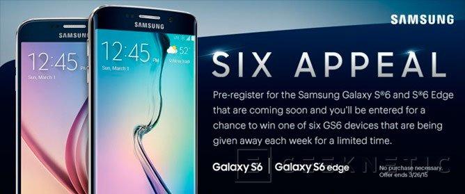 Más imágenes filtradas del Galaxy S6, ahora por parte de Sprint, Imagen 1