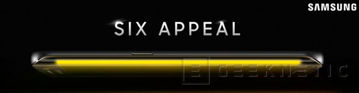Más imágenes filtradas del Galaxy S6, ahora por parte de Sprint, Imagen 2