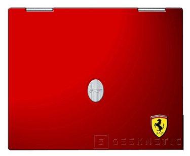 Acer presenta el nuevo Ferrari 3000, Imagen 2