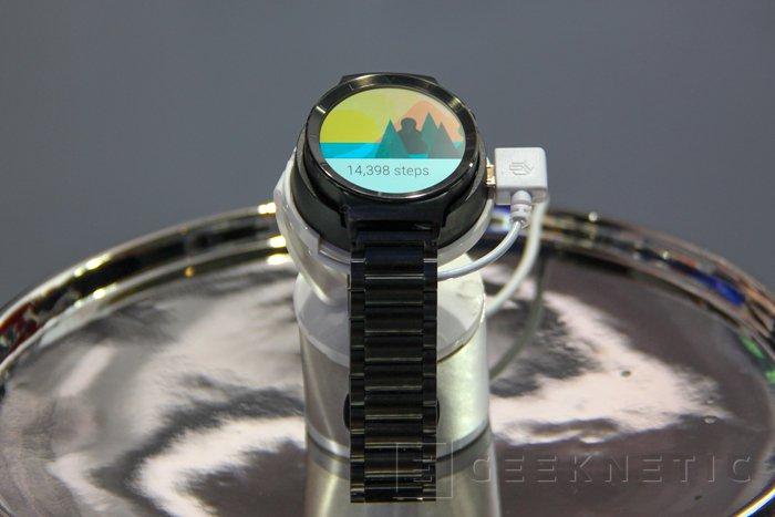 Huawei muestra dos prototipos fabricados a mano de su Smartwatch, Imagen 2