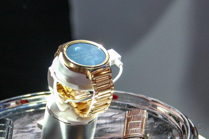 Huawei muestra dos prototipos fabricados a mano de su Smartwatch, Imagen 3