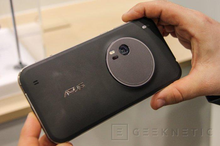El ASUS ZenFone Zoom llegará a España a finales del verano, Imagen 1