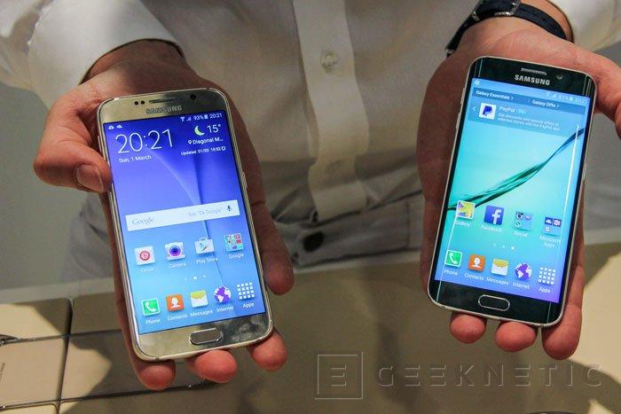 El Samsung Galaxy S6 Edge de 128 GB costará 1.049 Euros, Imagen 1