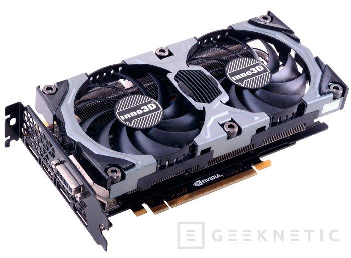 Llegan las GeForce GTX 960 con 4 GB de memoria, Imagen 1