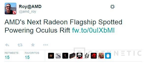 AMD muestra su tecnología LiquidVR con unas Oculus Rift manejadas por una R9 390X, Imagen 2