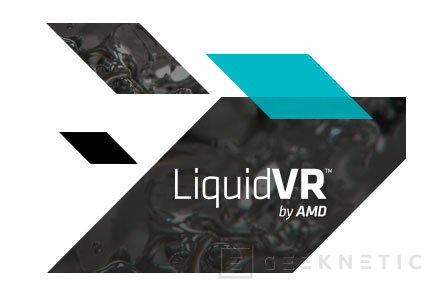 AMD muestra su tecnología LiquidVR con unas Oculus Rift manejadas por una R9 390X, Imagen 1