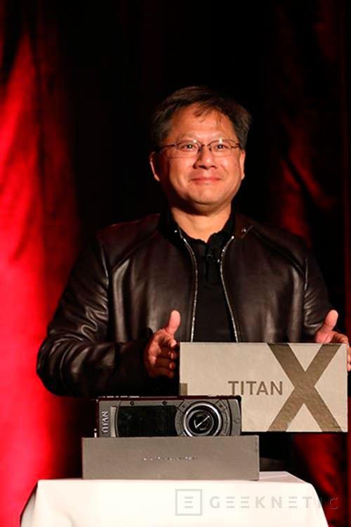 La TITAN X de NVIDIA también está detras de varias demos de realidad virtual en el GDC, Imagen 2