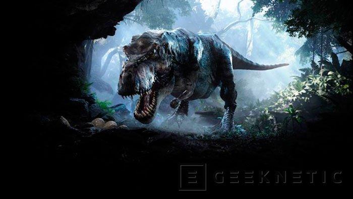 La TITAN X de NVIDIA también está detras de varias demos de realidad virtual en el GDC, Imagen 3