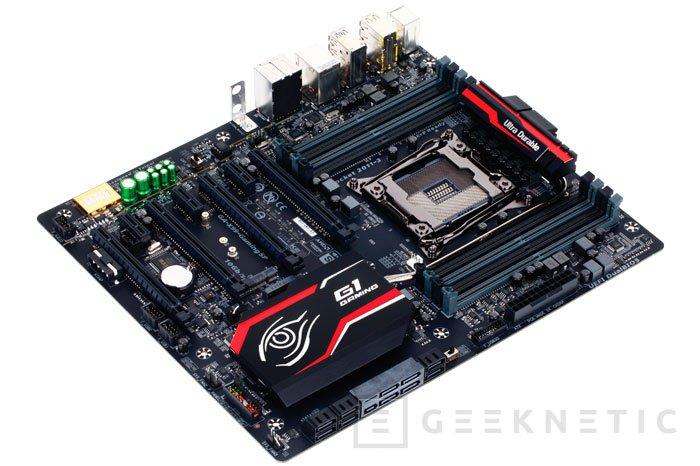 Gigabyte desvela la X99 Gaming 5P con soporte para perfiles XPM DDR4-3200, Imagen 1