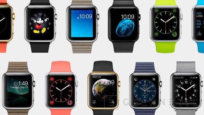 Apple Watch: desde 349 Dólares  hasta más de 10.000 Dólares, Imagen 3