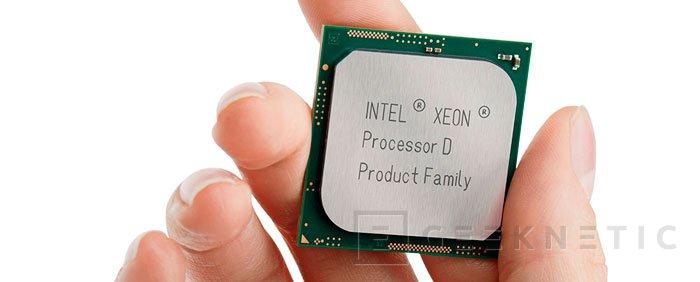 Intel Xeon D, Broadwell llega a los servidores, Imagen 1