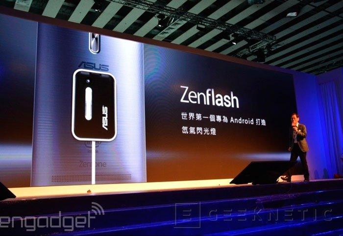 ASUS revive los flash de xenon externos para móviles., Imagen 2