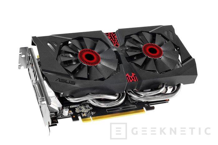 ASUS ya tiene su GTX 960 con 4 GB de RAM, Imagen 1