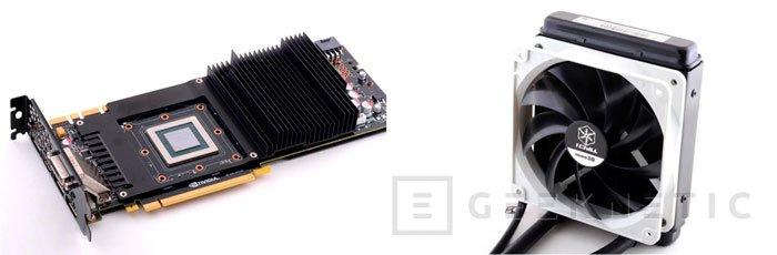 Las Inno3D iChill GTX 980 y GTX 970 Black Series integran un sistema de refrigeración híbrido aire-agua, Imagen 2