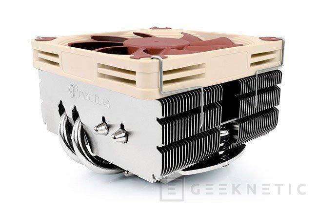 Noctua NH-L9x65, un disipador de alto rendimiento con perfil bajo, Imagen 1