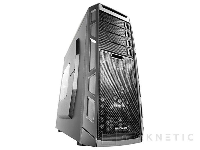 Raidmax presenta su semitorre Narwhal para placas ATX, Imagen 1