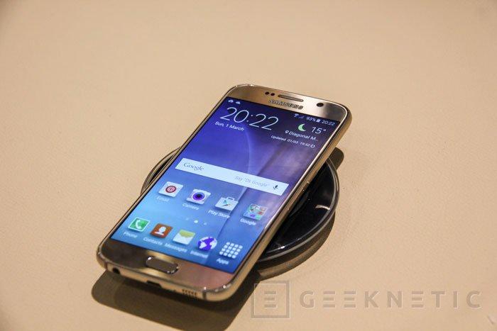 Filtrados los detalles del Galaxy S6 Active, Imagen 1