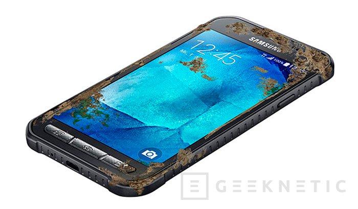 Samsung presenta el Xcover 3, un nuevo smartphone resistente, Imagen 1