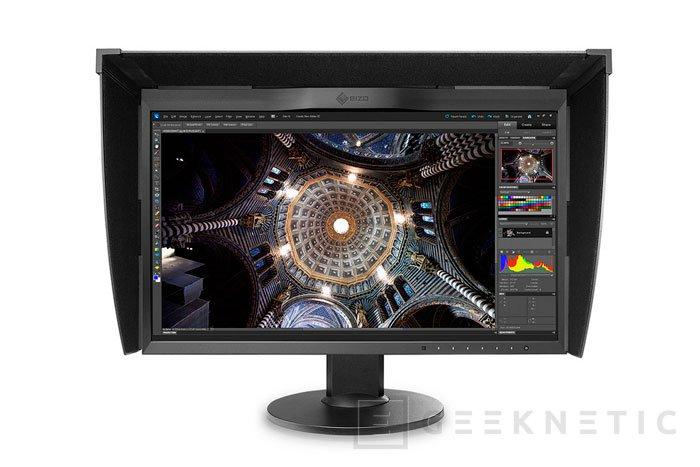 EIZO ColorEdge CG248-4K, un monitor UHD de 23,8 pulgadas, Imagen 2